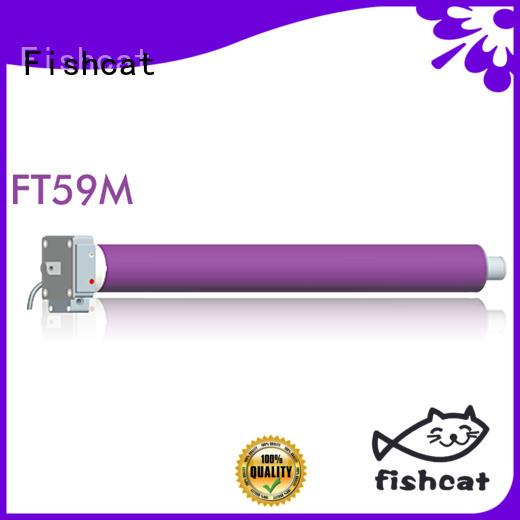 Fishcat electric roller blind motor optimal for roller shutter