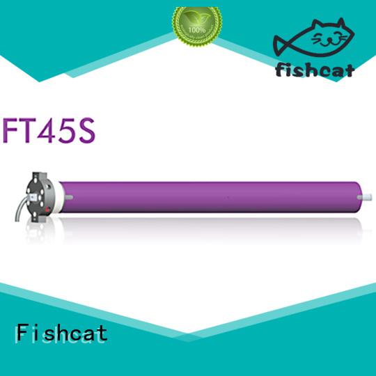 Fishcat best price roller shutter motor suppliers satisfying for roller shutter