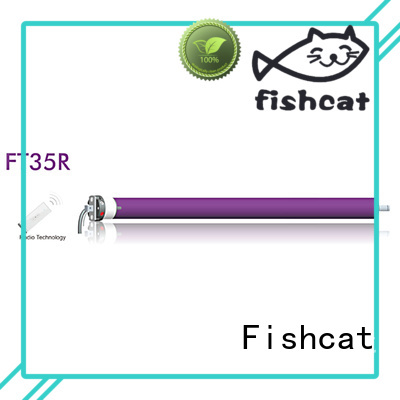 Fishcat best price Motorized Roller Blinds optimal for roller door