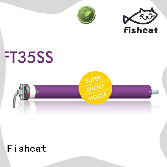 Fishcat economical roller shutter motor suppliers widely applied for roller door