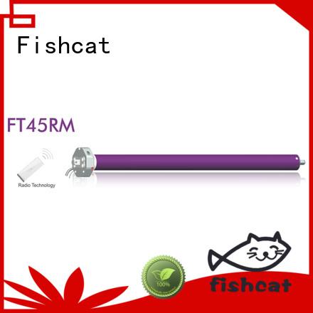 Fishcat economical motor lineal tubular optimal for clothes pole