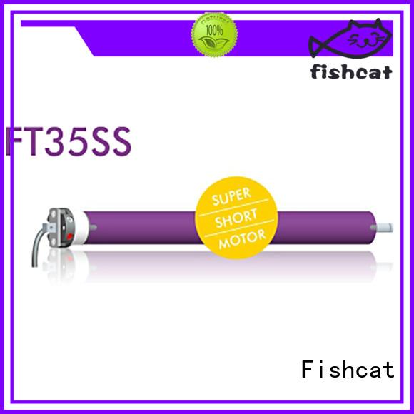 Fishcat convenient tubular motor suppliers optimal for roller door