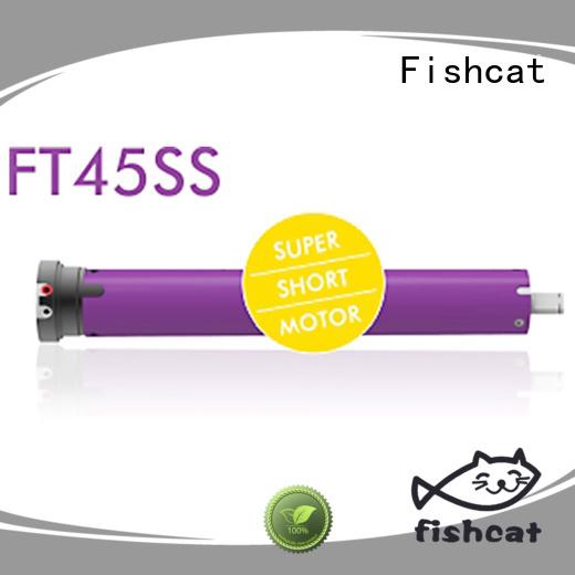 Fishcat convenient tubular motor roller shutter perfect for roller door