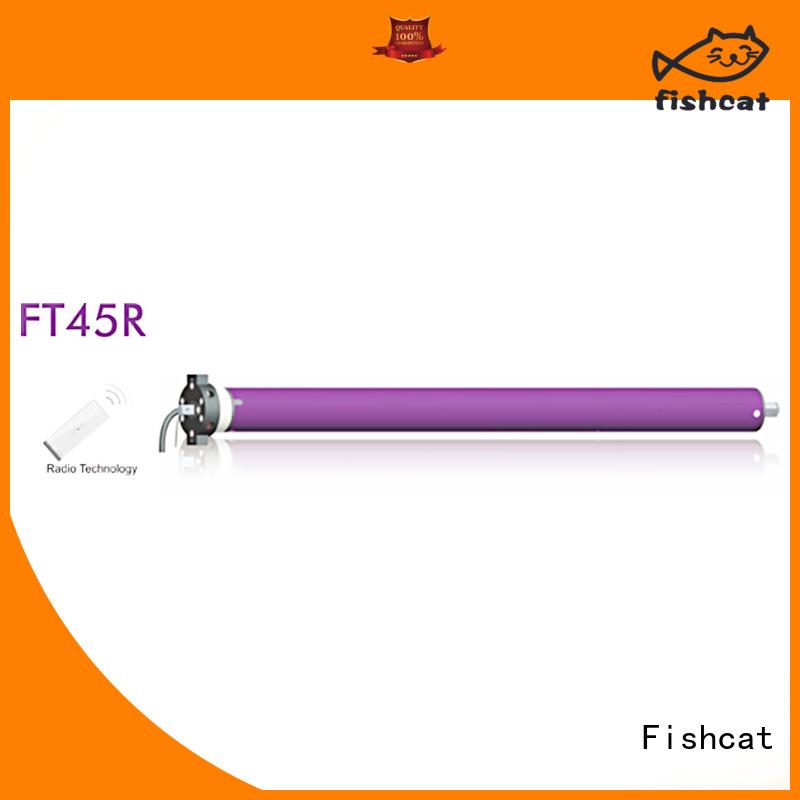 Fishcat tubular garage door motor ideal for roller blinds