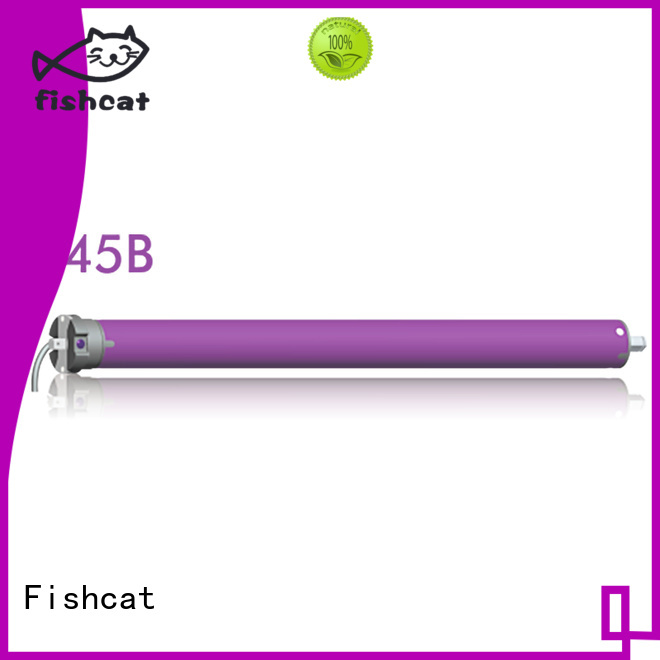 Fishcat cost saving tube motor widely applied for roller blinds