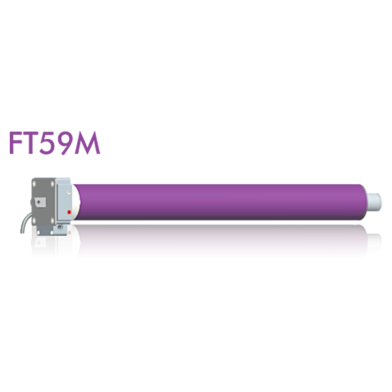 59mm Manual Type Motor, Tubular motor for awning