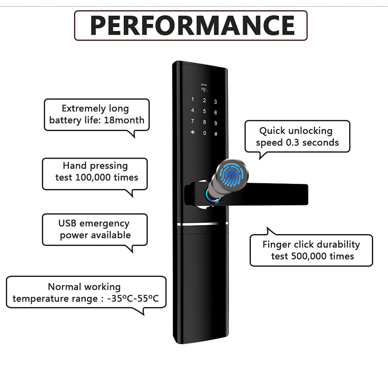 product-Fishcat-Smart Digital Door Lock AC-D8ZM-img