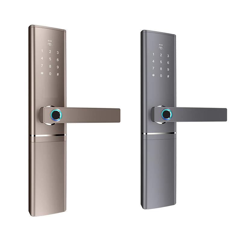 product-Fishcat-fingerprint door lock-img