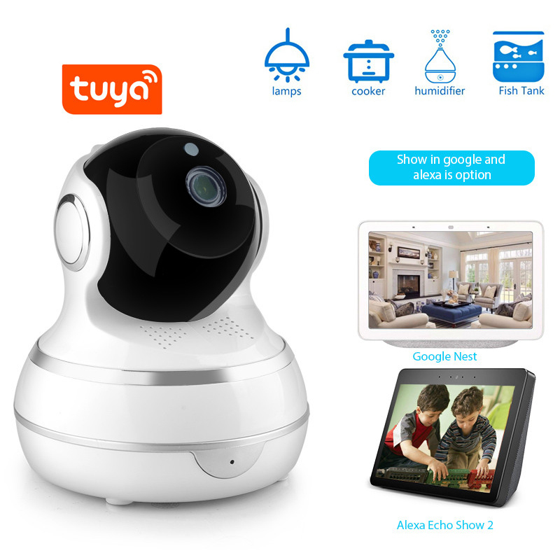 WiFi Security Camera TY-1080P-F3