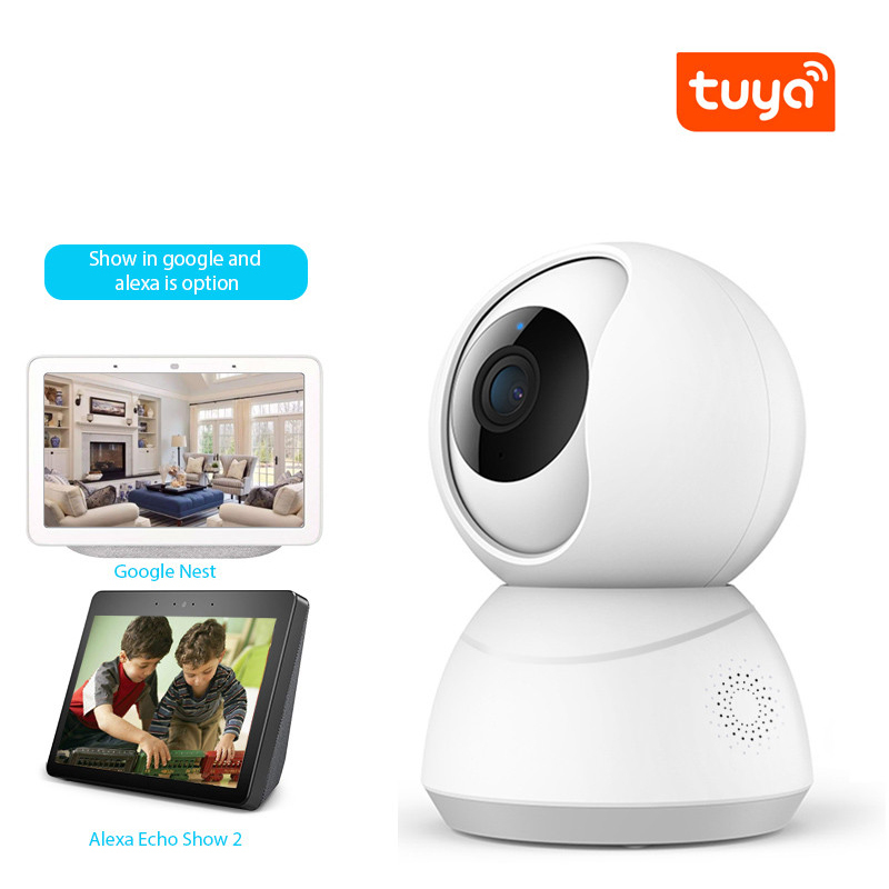 Wireless Home Security Camera TY-1080P-F4
