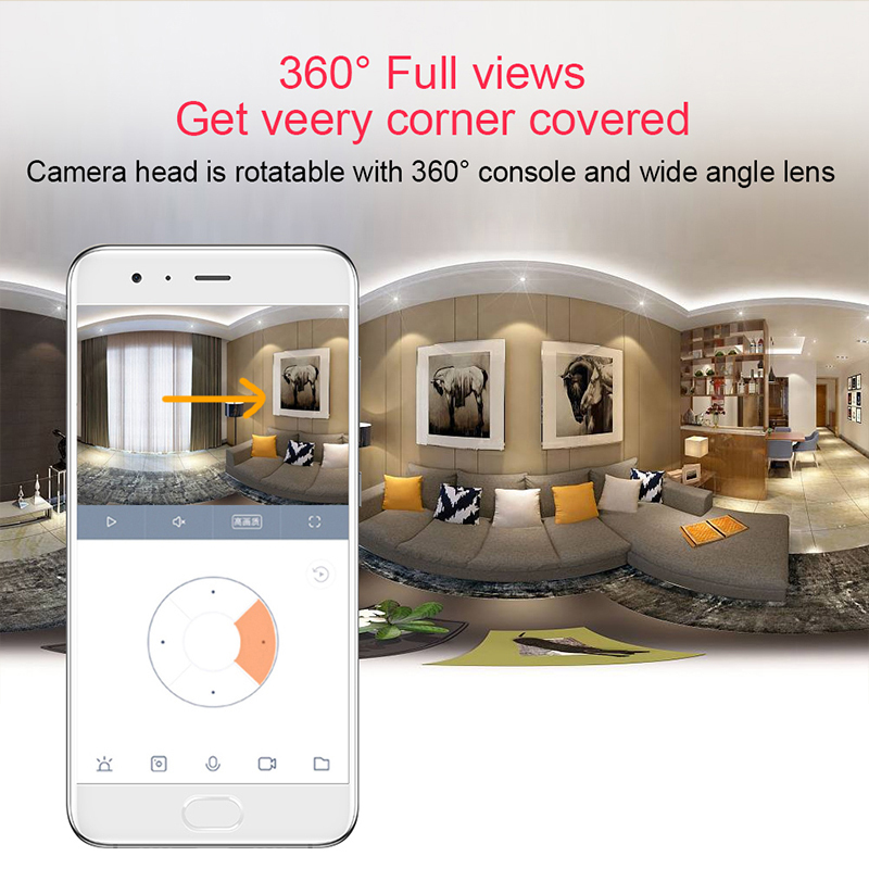 product-Fishcat-Wireless Home Security Camera TY-1080P-F4-img