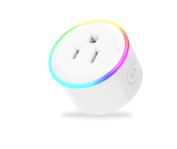 Smart Socket (U.S. regulations) COLORFUL