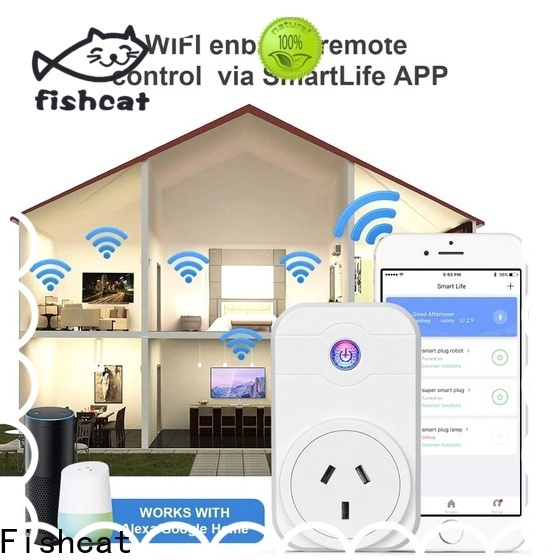 Fishcat bluetooth outdoor outlet needed for voice-activated home