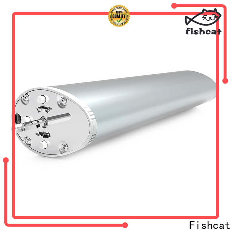 Fishcat electric track nice user experience for home automation control