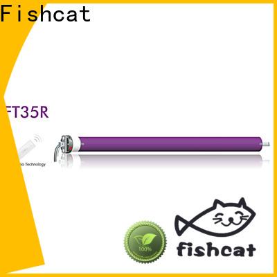 Fishcat convenient electric motor for roller blinds satisfying for roller shutter