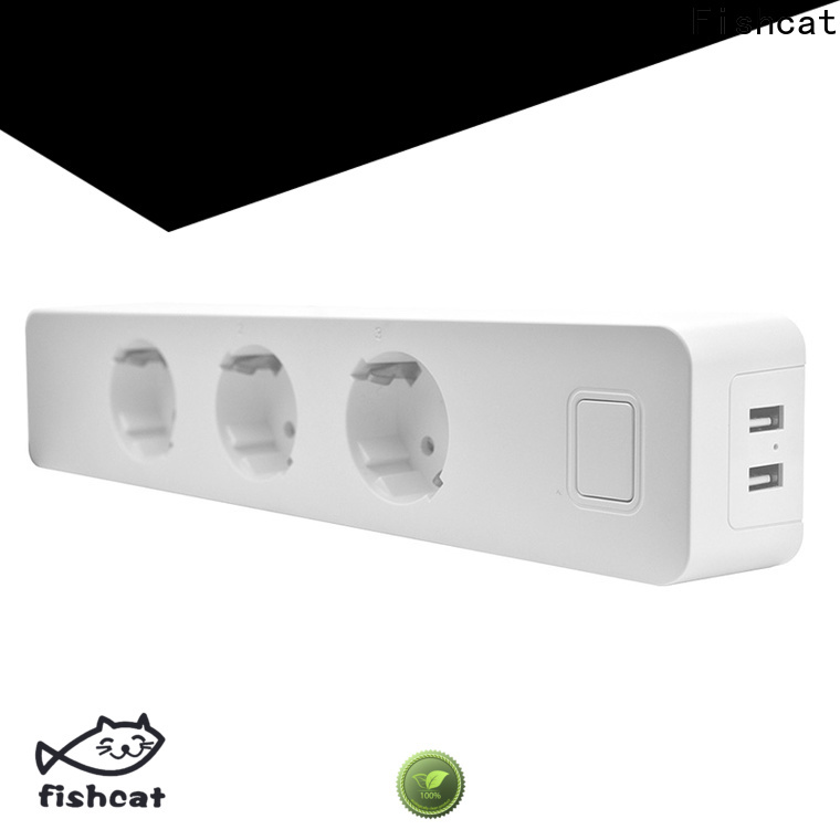 Fishcat different countries standard for option wifi plug strip vendor better life