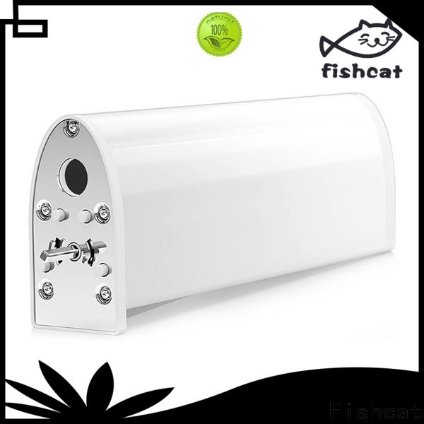 Fishcat curtain rail motor nice user experience for smart home system