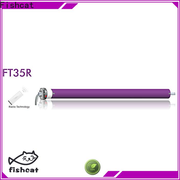 Fishcat professional roller shutter door motor widely applied for roller shutter