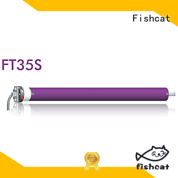 Fishcat convenient tubular motor manufacturer ideal for clothes pole