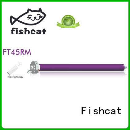 Fishcat projector screen motor widely used for roller door