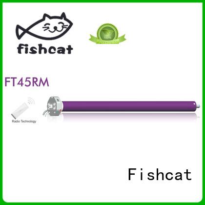 Fishcat projector screen motor widely used for roller door