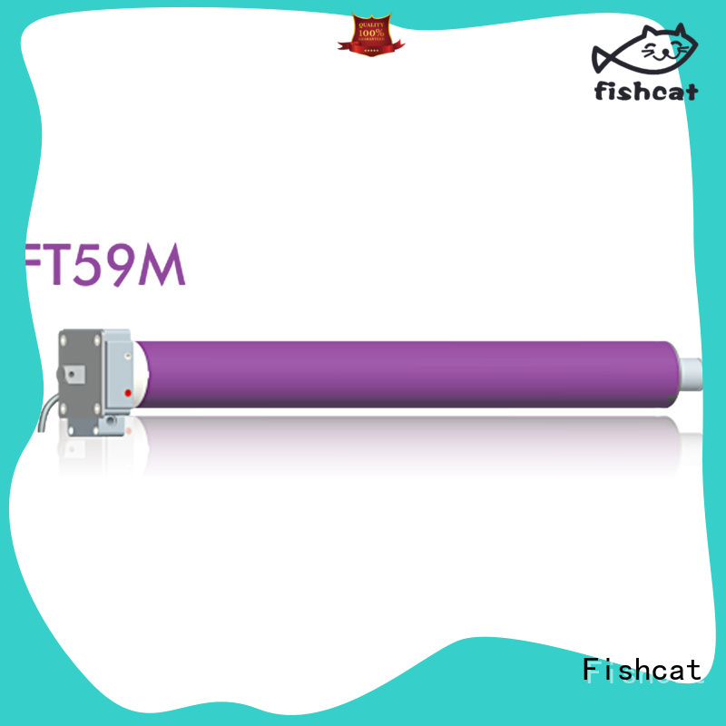 Fishcat bulk purchase electric tubular motor satisfying for roller door