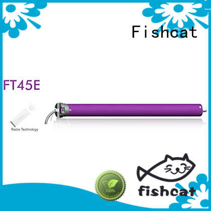 Fishcat projector screen motor widely applied for projector screen
