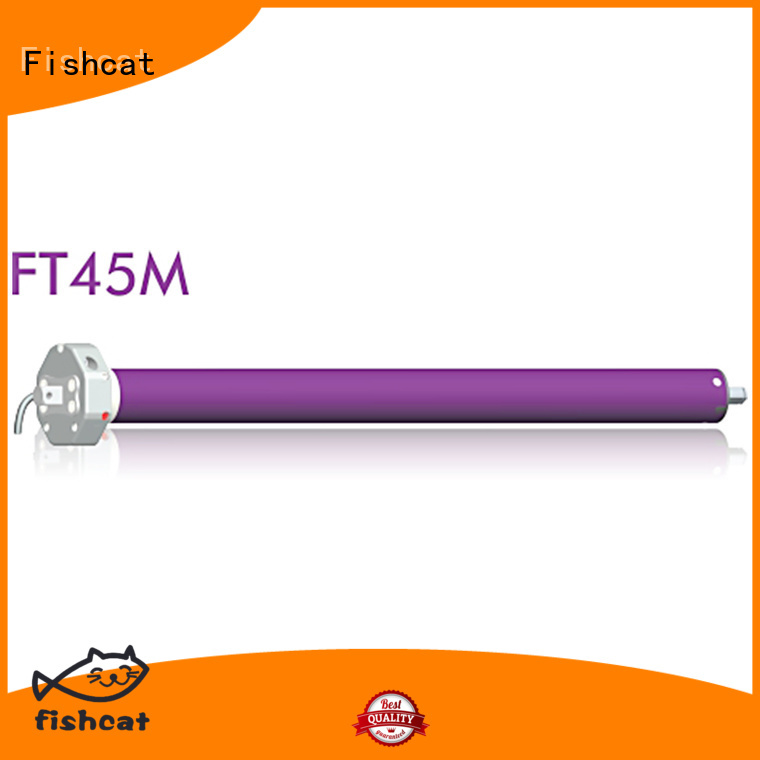 motor tubular widely applied for projector screen Fishcat