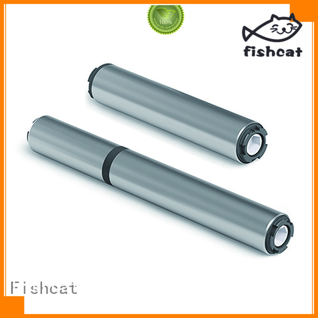 Fishcat roller shutter motor suppliers widely applied for projector screen