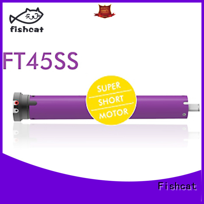 Fishcat tubular motor ideal for awning