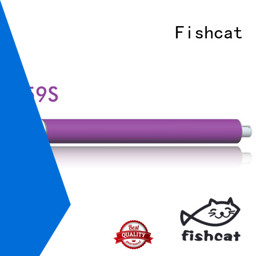 Fishcat tube motors great for roller blinds