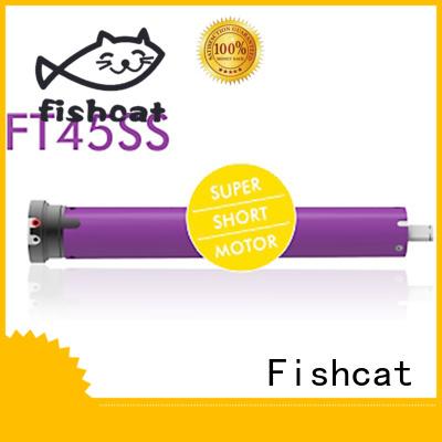Fishcat professional radio tubular motor satisfying for projector screen