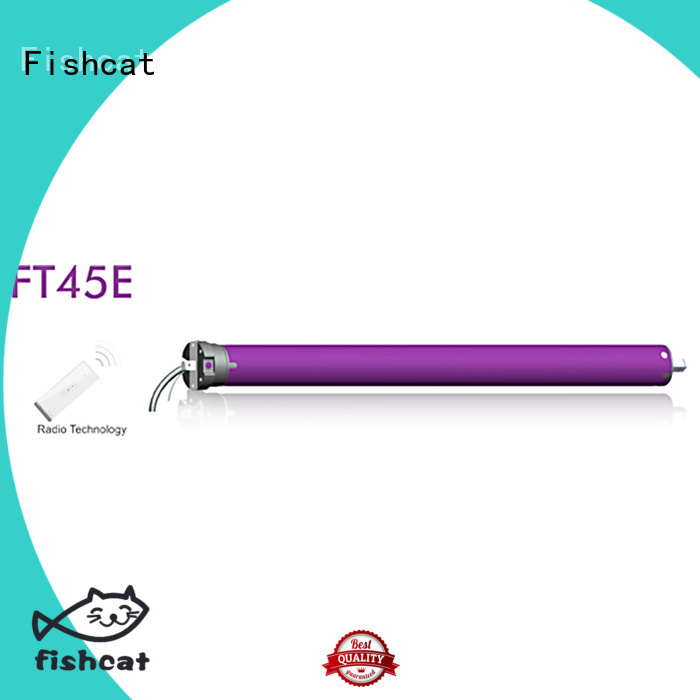 Fishcat economical ac tubular motor instructions widely applied for awning