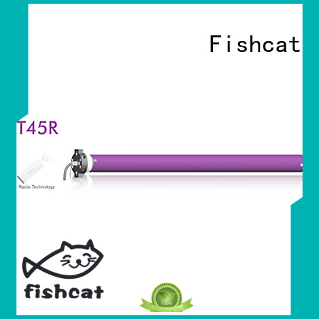 Fishcat tube motors suppliers perfect for clothes pole
