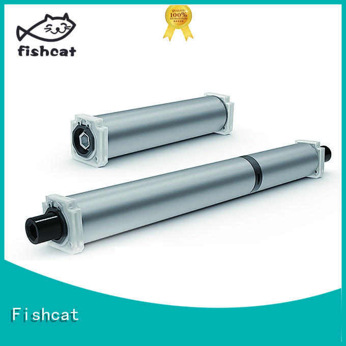 Fishcat tubular motor widely applied for clothes pole