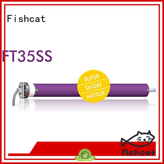 Fishcat tubular electric motor satisfying for projector screen