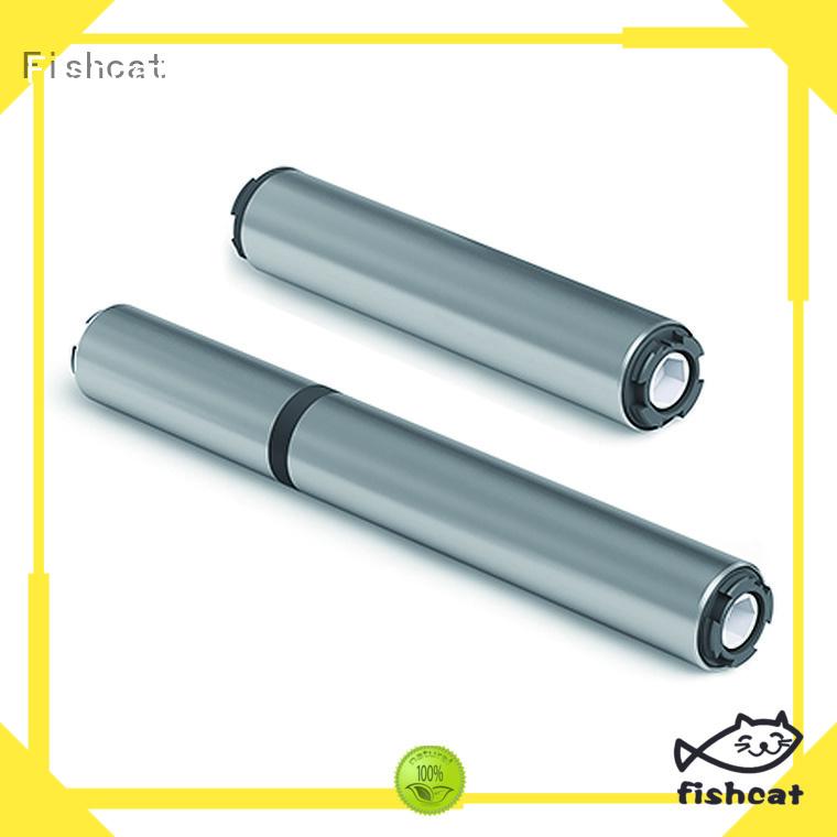 Fishcat tubular motors ideal for roller shutter