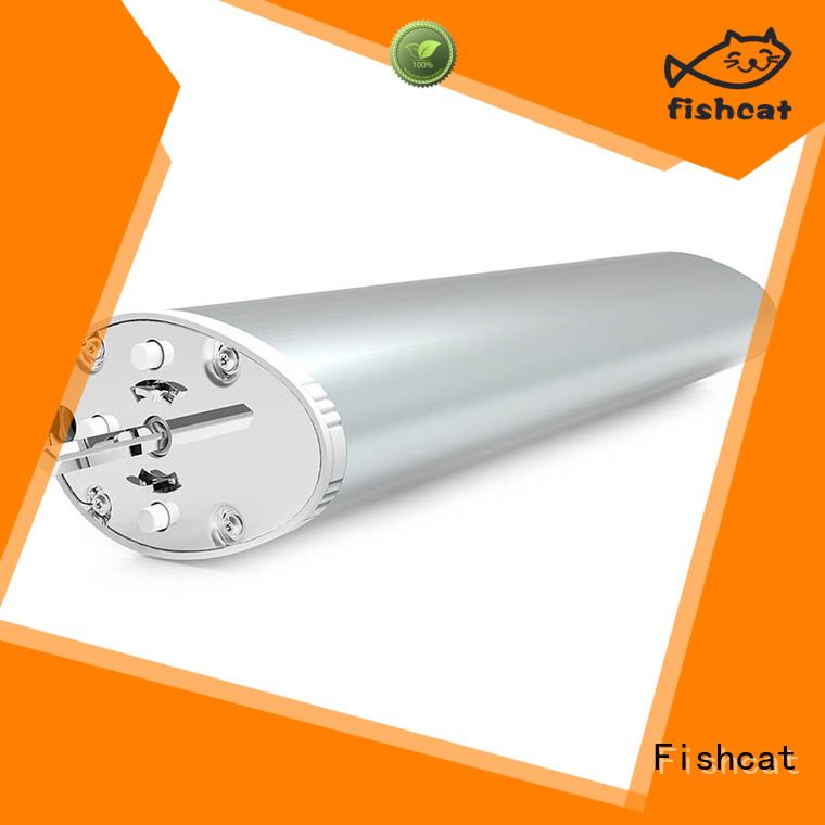Fishcat adjustable speed curtain track motor best choice for having restful sleep