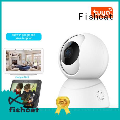 Fishcat convenient top security cameras factory life improvement