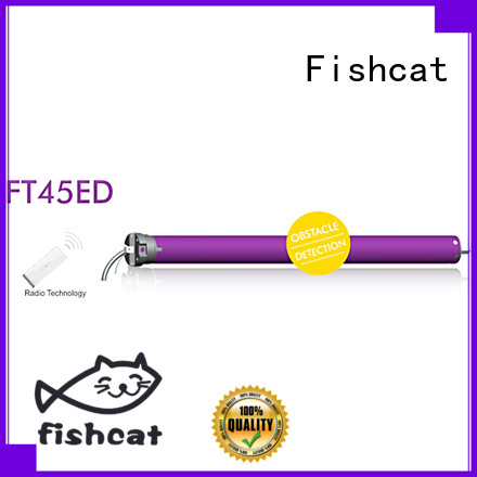 Fishcat professional 12v tubular motor perfect for roller door