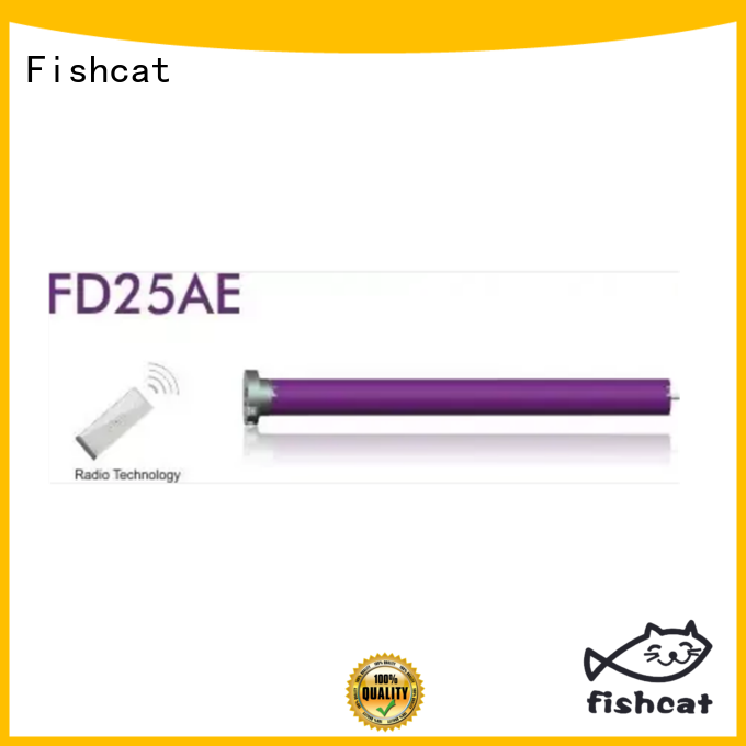 Fishcat tubular motor manufacturers ideal for roller door