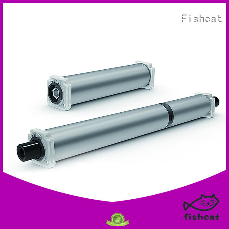 Fishcat tubular motor for projection screen great for roller blinds
