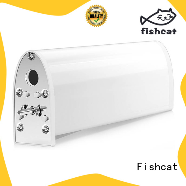Fishcat adjustable speed motor curtain popular for home automation