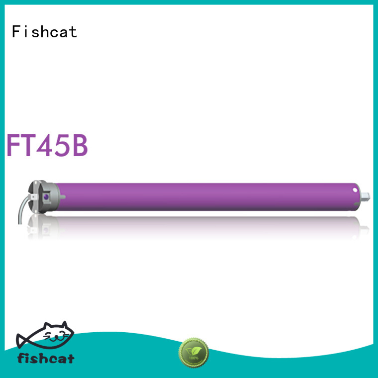 Fishcat electric roller blind motor widely used for awning