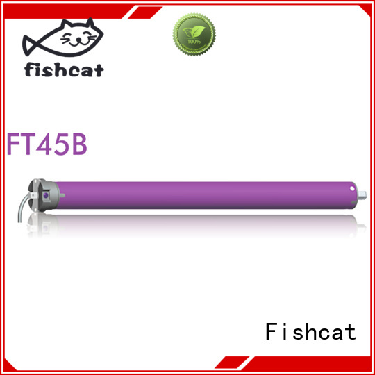 Fishcat economical tubular motor manufacturer perfect for roller shutter