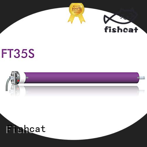 Fishcat professional tube motors satisfying for awning