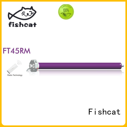 Fishcat best price motor tubular widely applied for awning