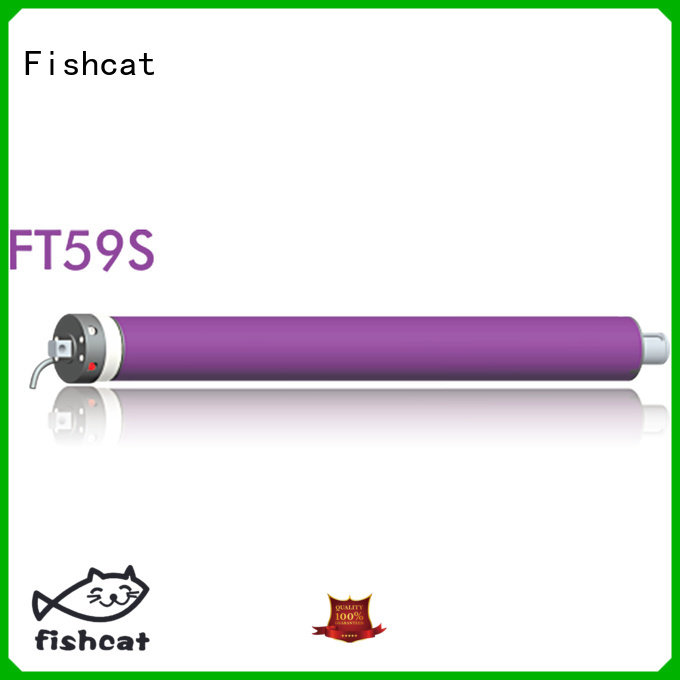 Fishcat wifi remote motor widely used for roller shutter