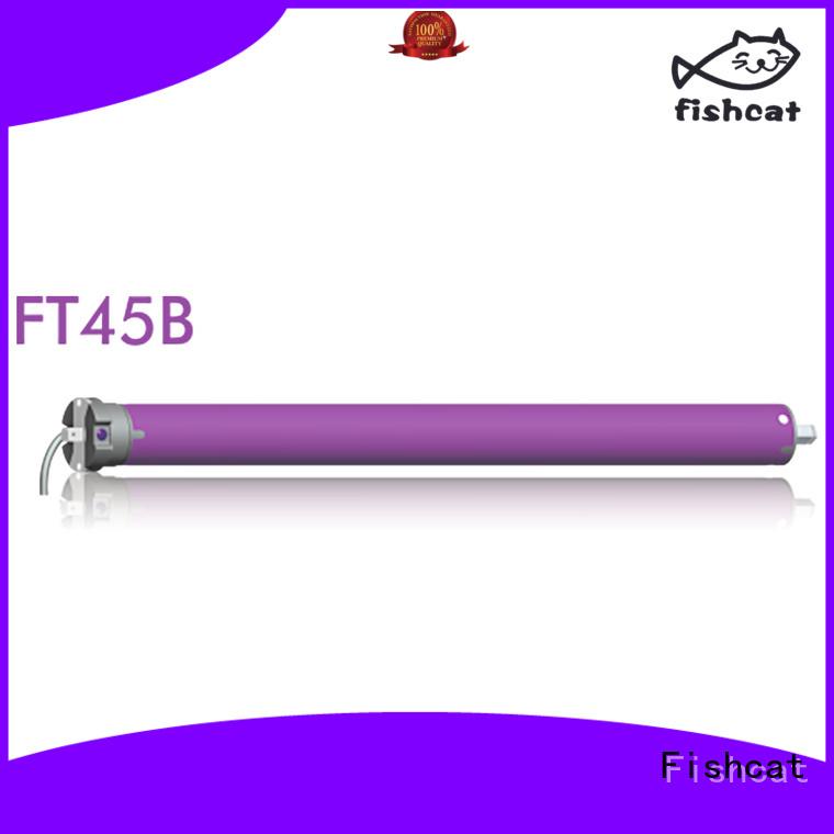 Fishcat custom tubular motor suppliers ideal for clothes pole