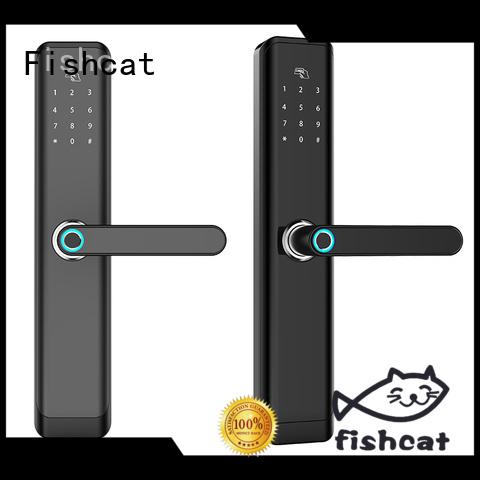 Fishcat high technology bluetooth lock supplier better life